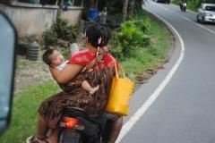 Junger Verkehrsteilnehmer