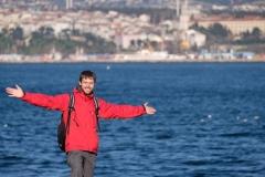 Angekommen am Bosporus!