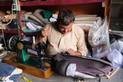 In Karimabad ist auch Zeit, unsere Ausrüstung in Ordnung bringen zu lassen