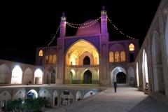 Kashans Agha Bozorg Moschee
