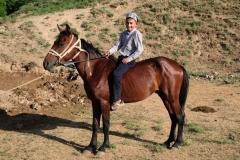 Junger Reiter