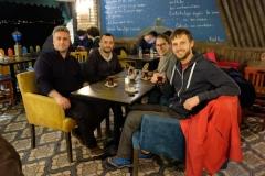 Unser lustiger deutsch-englisch-türkisch-russicher Abend