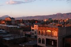 Nach einem langen Tag sind wir müde, aber sehr positiv gestimmt angekommen in Tabriz