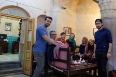 Familienanschluss! Mit Mahbod, Hamid, Heike, Mahrokh und Aryan durften wir mehrere Tage in Tabriz verbringen! Danke euch dafür!!! :-)
