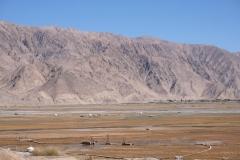 Blick auf die 'Grasslands'