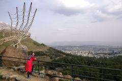 Teheran von oben