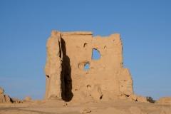 Teile der einstigen Stadt sind noch erstaunlich gut erhalten