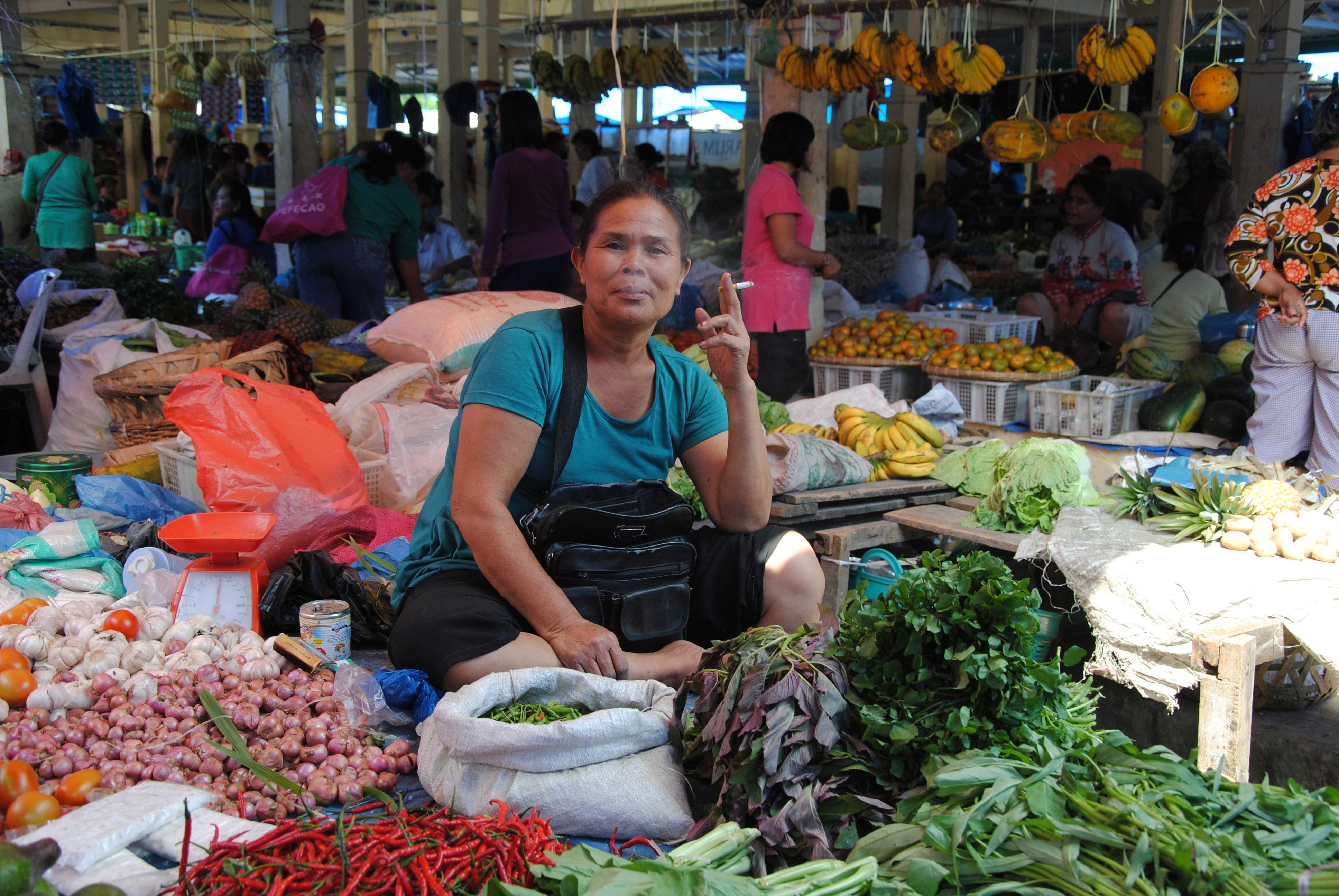 Impressionen des Markttags