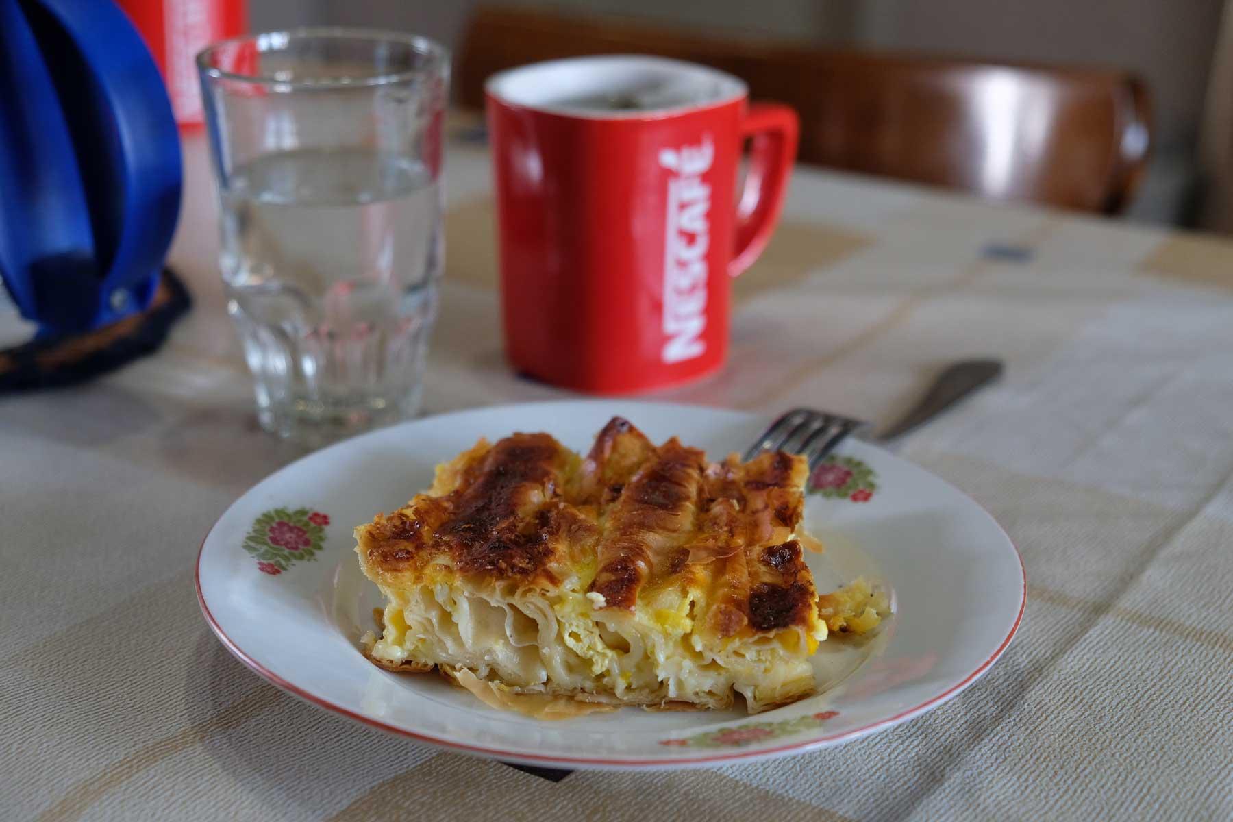 Unser leckeres Frühstück