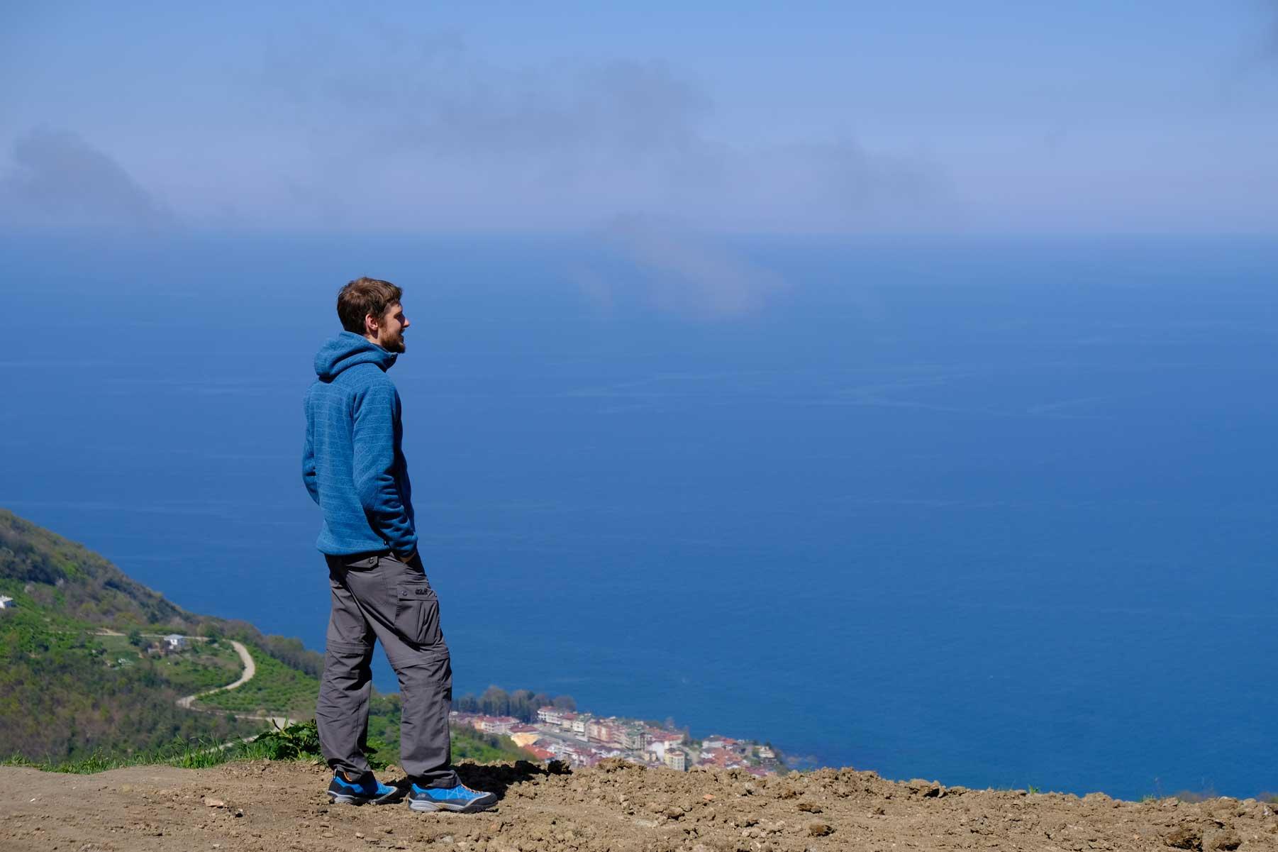...und das große weite Meer :-)