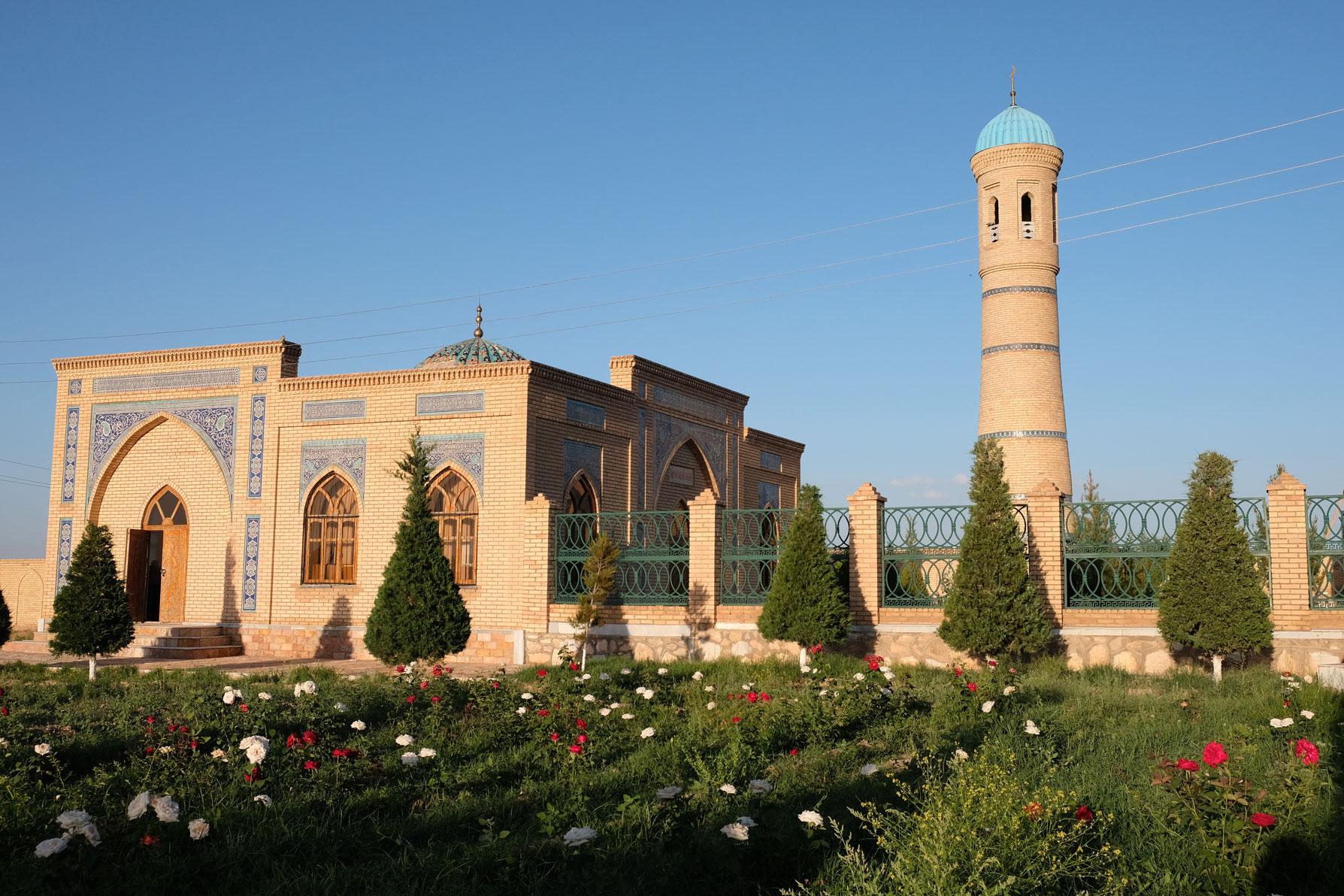 Die Moschee Nurotas