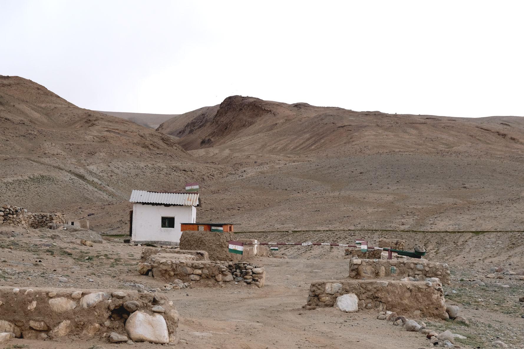 Von Langar aus geht es hinauf zum Kargush-Pass auf 4.344 m