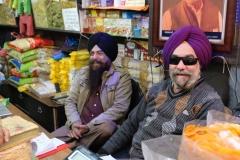 Die Bewohner Amritsars begegnen uns freundlich