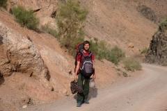 Wir verlassen den Canyon doch wieder