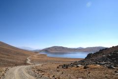Schließlich erreichen wir den auf 4.142 m gelegenen Sheosar See
