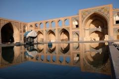 Die Hakim-Moschee im Abendlicht - wie aus Tausendundeine Nacht