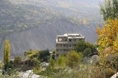 Unser Hotel ist auf einem Berg gelegen und bietet eine tolle Aussicht auf die Umgebung