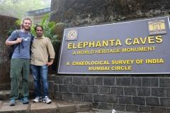Die Elephanta Caves: Ein beliebtes Ausflugsziel für die Städter