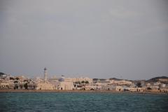 Land in Sicht: Ankunft in Ras-Hilf, Masirah Island