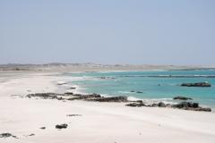 Feinster Sand und tolles Wasser - die perfekte Abkühlung
