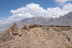 Beim Zurückfahren machen wir Halt am Yamchun Fort