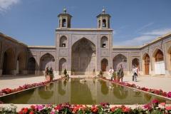 Besuch der Pink Mosque