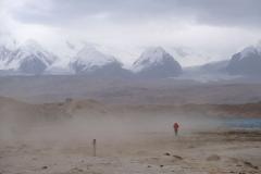 Staubwolken