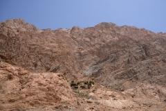 Ausflug zum Chak Chak, dem heiligsten Bergtempel der Zoroastrier