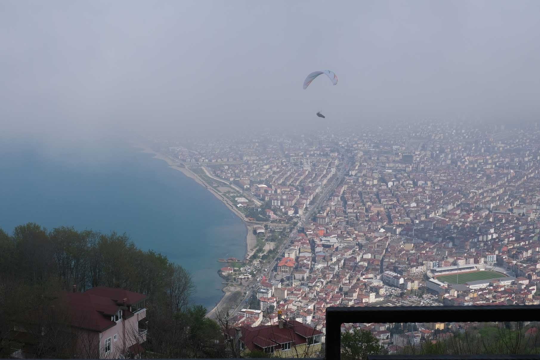 Ordu im Nebel