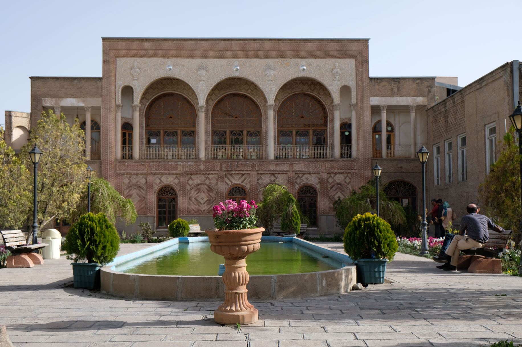 Behnam House in Tabriz