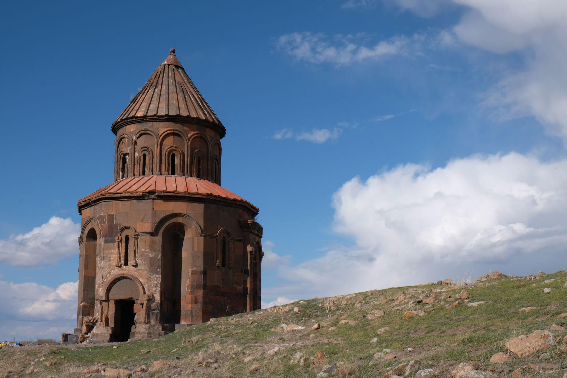 Der Schamatun der Apostelkirche