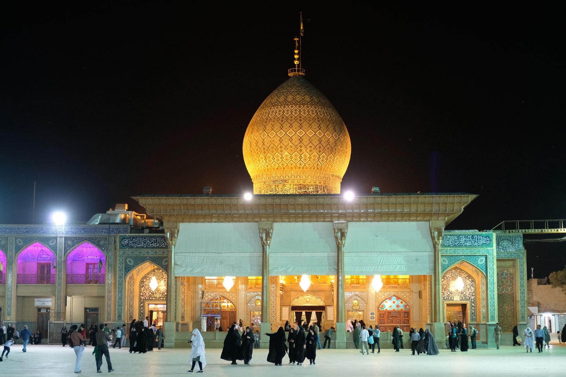 Schāh-e Tscherāgh in Schiraz