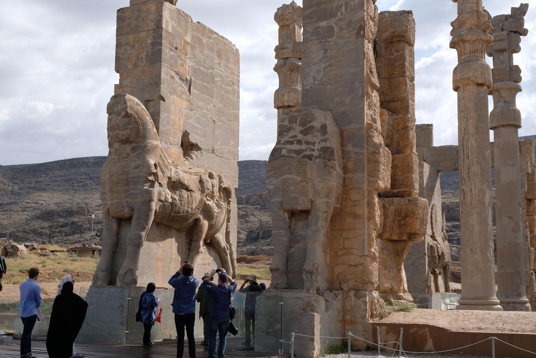 Eingangstor von Persepolis