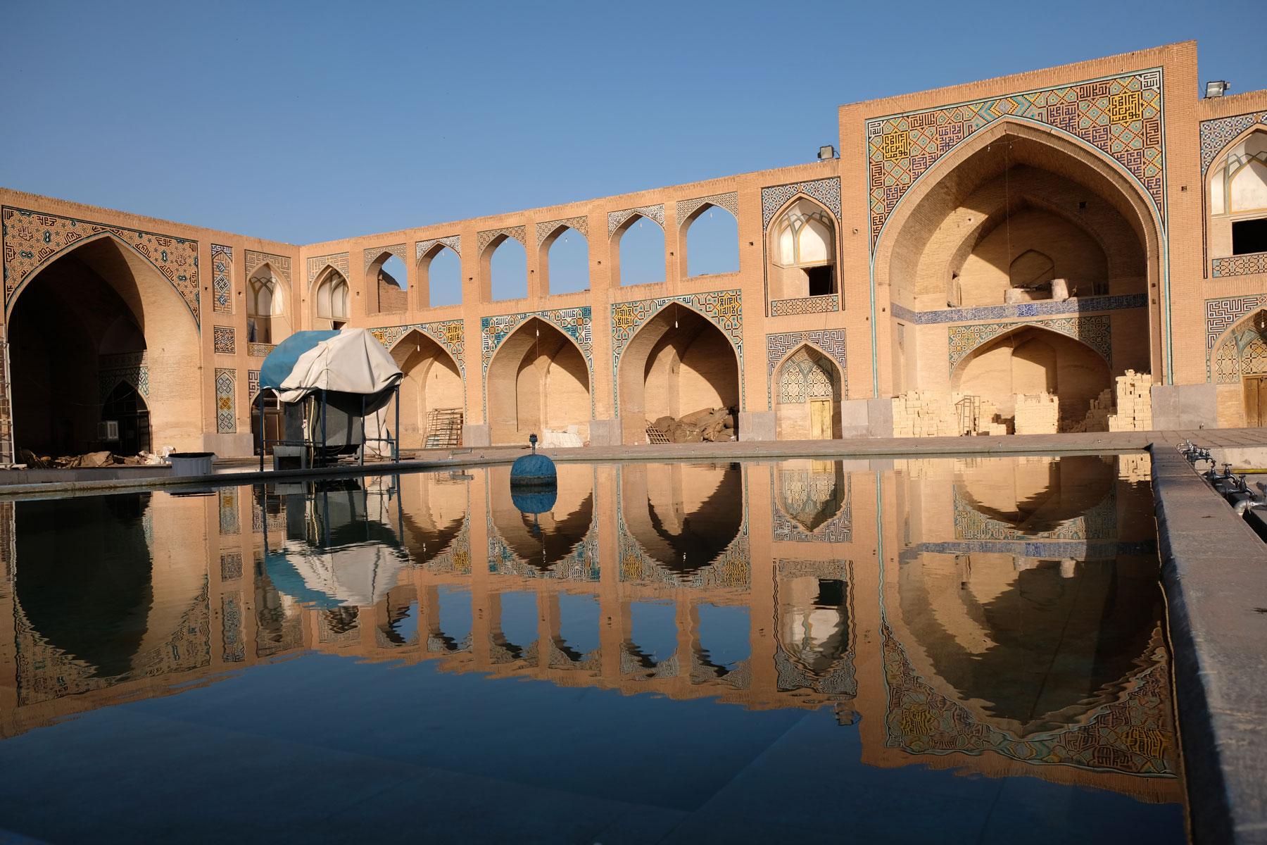 Hakim-Moschee in Isfahan