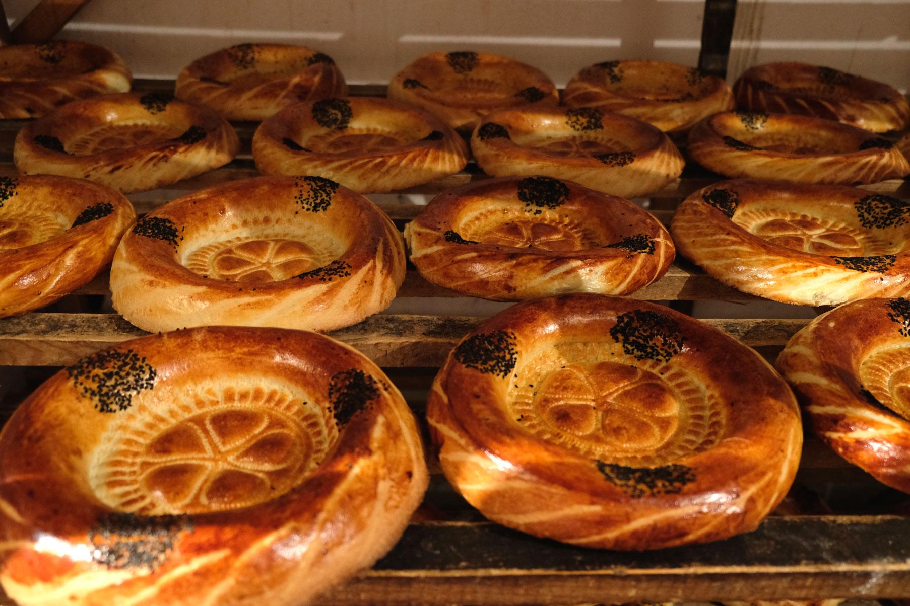 Kirkisisches Brot.