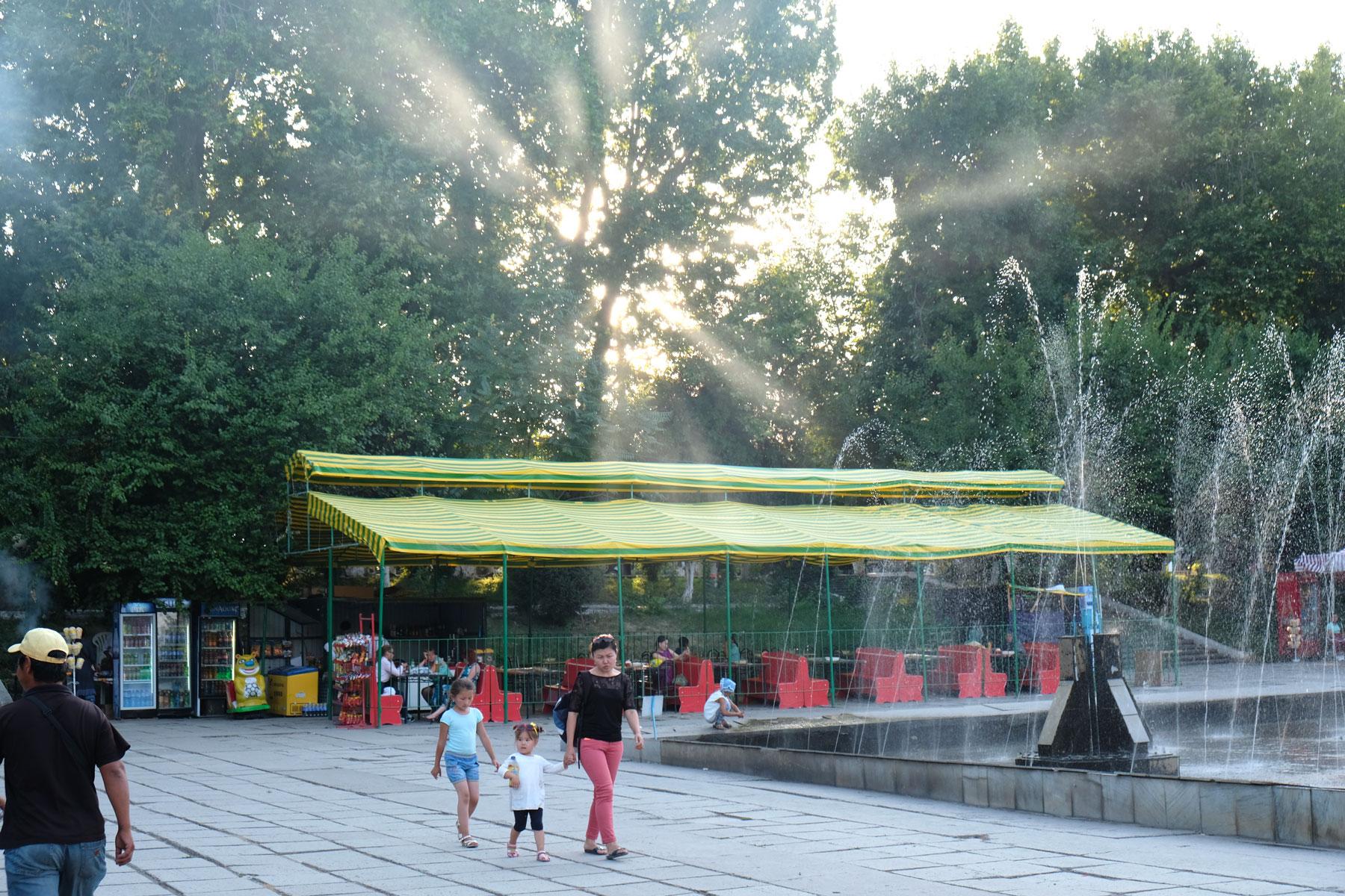 Park in Osch.