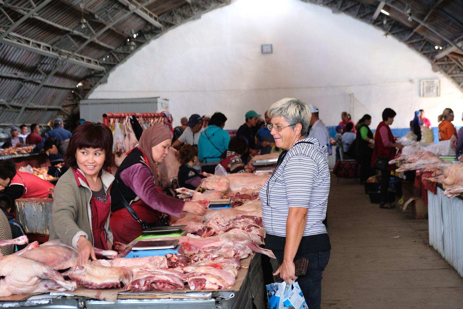 Die Fleischhallen haben es uns immer besonders angetan...