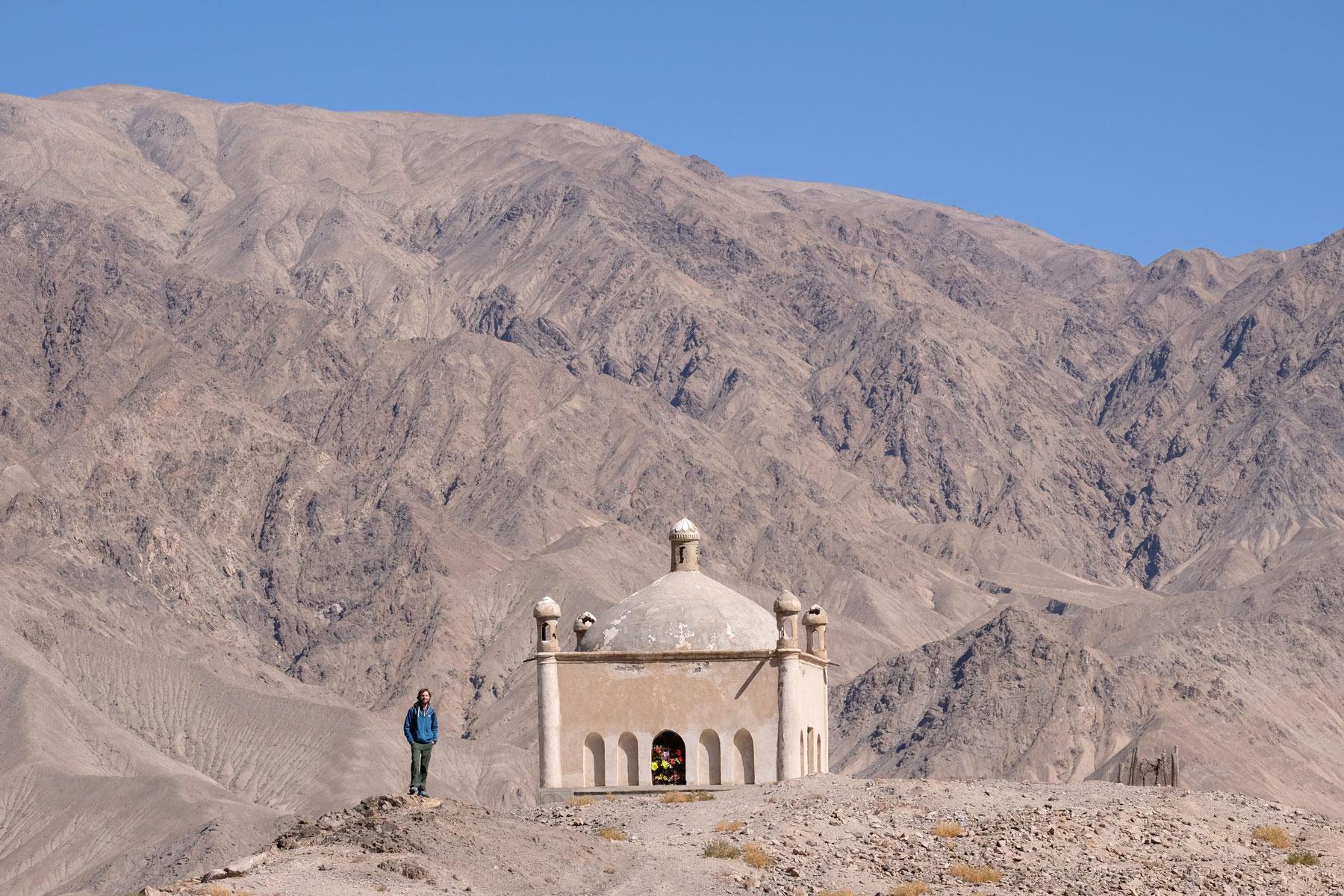 Ein hübsches Mausoleum