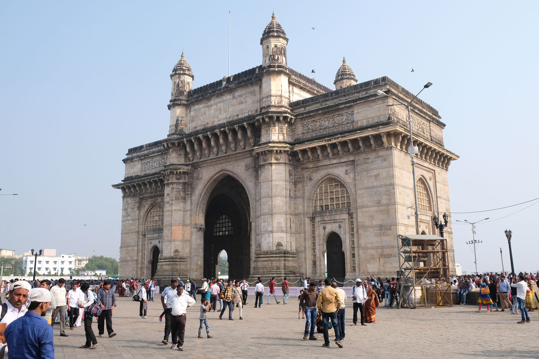 Gateway of India in Mumbai.
