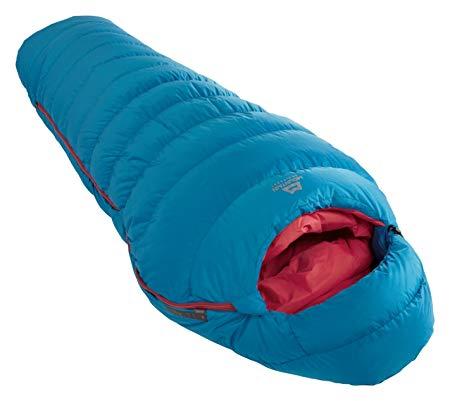 Daunenschlafsack für Damen. Link: Daunenschlafsack für Damen bei Amazon bestellen.