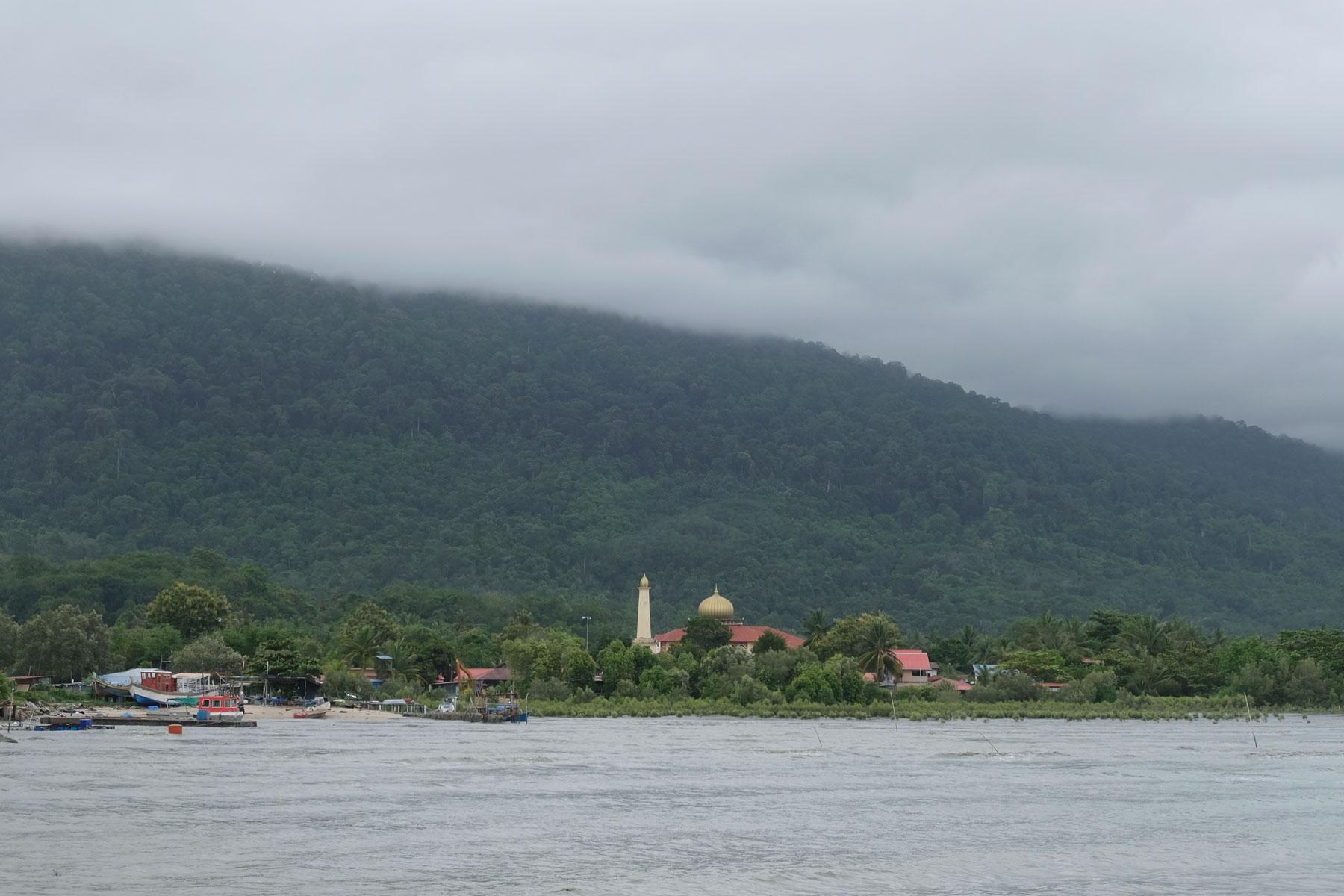 Kuala Teriang auf Langkawi in Malaysia.