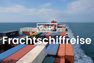 Link zum Guide für Pazifiküberquerungen mit dem Frachtschiff.