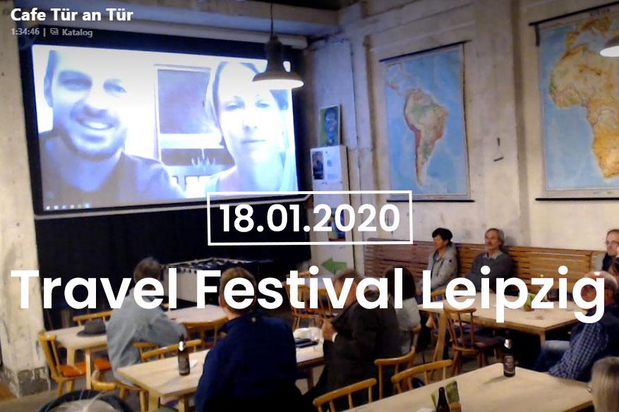 Link zum Travel Festival Leipzig